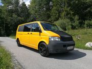 VW T5 LR Trans-Van Doppelkabine