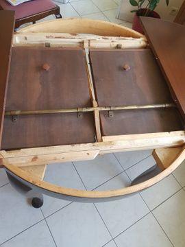 Bild 4 - Sehr schöner antiker Tisch massiv - Ludwigshafen Maudach
