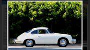 Porsche 356 C Coupe - Matching