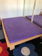 Bett für 200x140cm 1 5