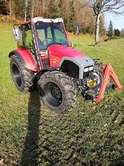 Traktor Lindner Geotrac 100