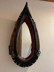 Pferde Kummet mit Spiegel
