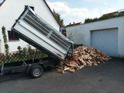 Brennholz Kaminholz kostenlose Lieferung