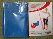 Fitnessband blau stark 1 60