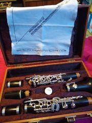 B-Klarinette von Wolfgang Dietz