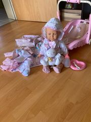 Miracle Baby Funktionspuppe selten mit