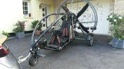 Motorgleitschirm XCITOR XWING EVO28