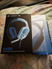 Headset Logitech 430