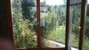 Verschenke Fenster fixverglast