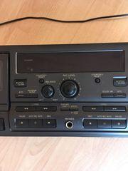 Technics Cassettenrecorder zu verkaufen
