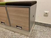 Steelcase Container FlexBox mit Sitzpolster