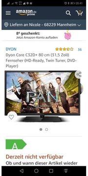 Fernseher Dyon Core C32D 80cm