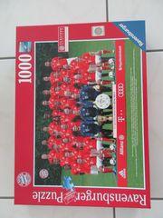 FC Bayern München Puzzle