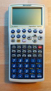 Sharp EL-9900G - Grafikfähiger Taschenrechner
