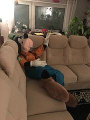 Couch Sofa Schlafcouch Ecksofa Wohnlandschaft
