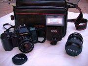 Spiegelreflexkamera Set CHINON CP-7M