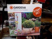 Gardena Bewässerungssystem Micro Drip