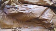 Winter Leder Jacken aus Echte