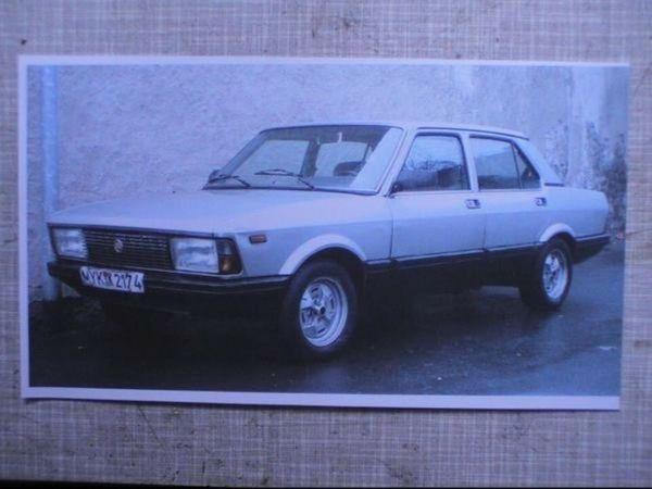 FIAT 132 Argenta OLDTIMER ab