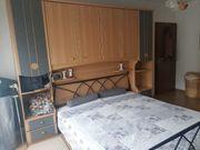 Schlafzimmer Überbau bzw Bückenschrank von