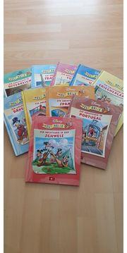 Disney Weltreise Bücher