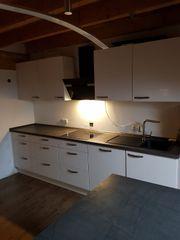Einbauküche Kochinsel Elektrogeräte 2 Jahre
