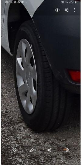 Sommer 165 - 185 - 4x Sommer Reifen 185 65R15