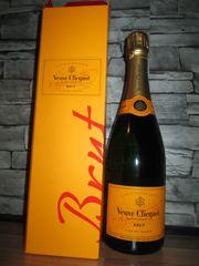 Champagner Brut Veuve Clicquot - ungeöffnet