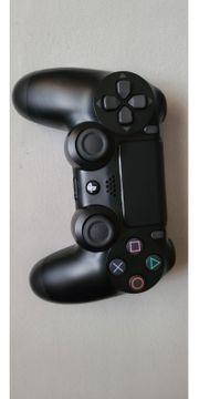 PS4 Controller V2 Schwarz Mit
