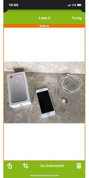 IPhone 7 weiß mit OVP