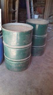 200 Liter Metallfass