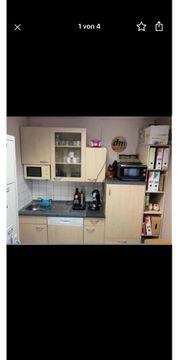 Küche Küchenzeile mit Elektrogeräten