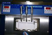 Softeismaschine Eismaschine 2x Pumpen Typ