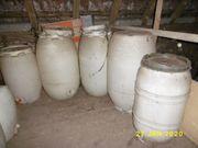Kunststoffbehälter Wasserfass Regenfass