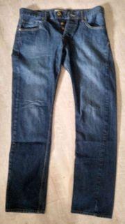 Jeans INFLUX Navytimer Größe W36