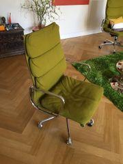 Eames Alu Chair ea 219