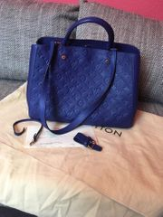 Louis Vuitton Montaigne GM Empreinte