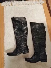 Overknee Stiefel Bekleidung & Accessoires günstig kaufen