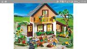 PLAYMOBIL Bauernhaus mit Hofladen