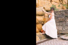 Alles für die Hochzeit - Traumhaftes Brautkleid