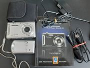 Digitalkamera Traveler Super Slim XS