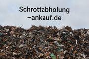 Schrotthändler NRW Schrott Kostenlose Abholung