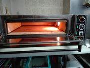 Pizza Ofen Vollschamott