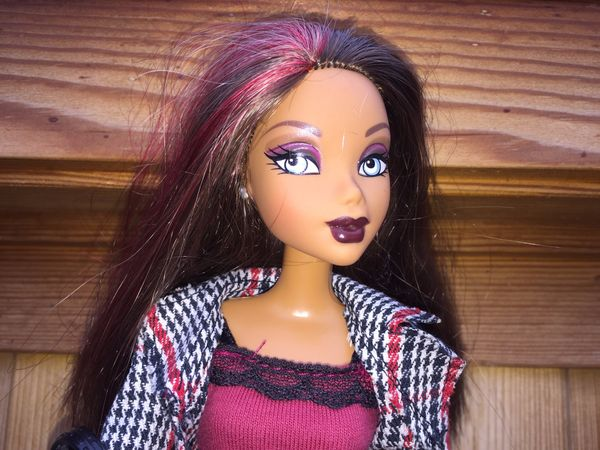 Barbie MyScene Westley
