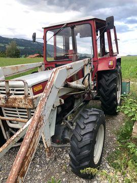 Traktoren, Landwirtschaftliche Fahrzeuge - Steyr 658