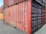 20 Fuß Seecontainer gebraucht in Wunsch-RAL-Farbe