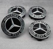 Mercedes Nabendeckel Felgendeckel Nabenkappen NEU