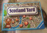GesellschaftsspielRavensburgerScotland Yard