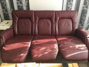 Himolla Relax Couch 3er und