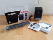 X2Scan Reflecta Fotostreifen und Dia-Scanner